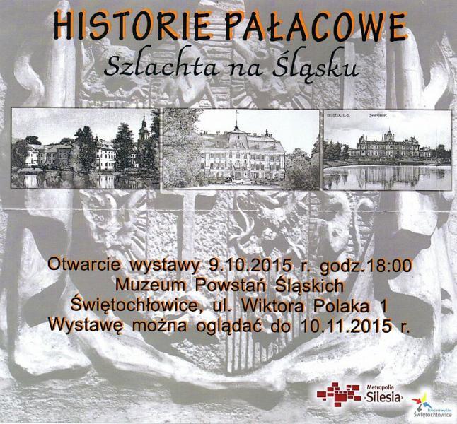 Historie pałacowe – Szlachta na Śląsku