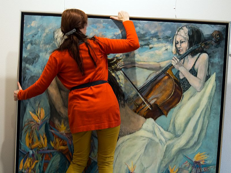 Sztuka to kobieta