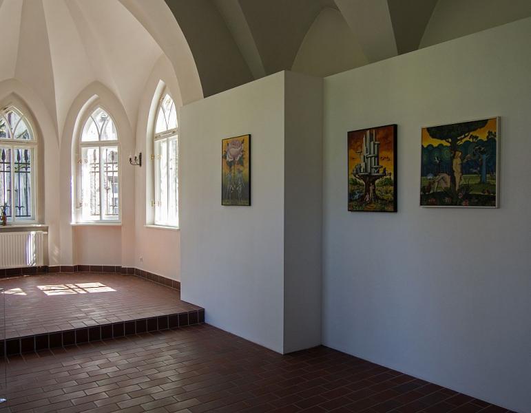 Raj w kaplicy – nowa wystawa