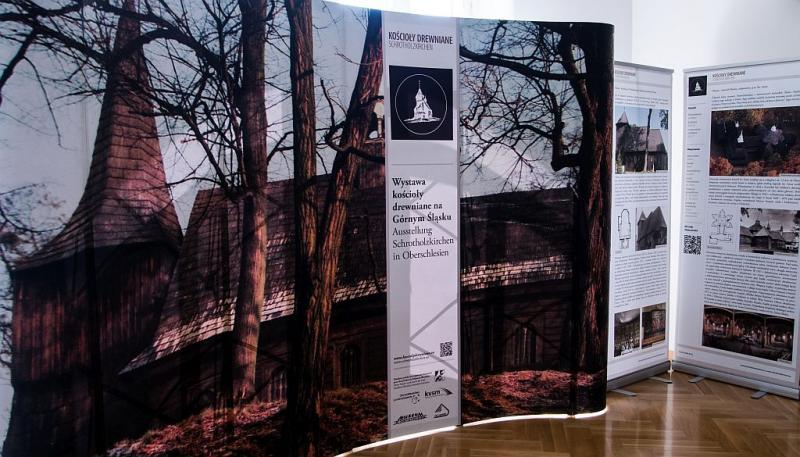 Kościoły drewniane Górnego Śląska już do obejrzenia