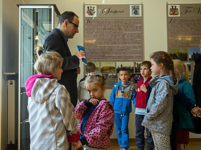 Wizyta przedszkolaków