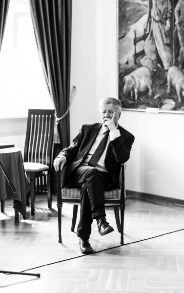 Wizyta prof. Jana Miodka