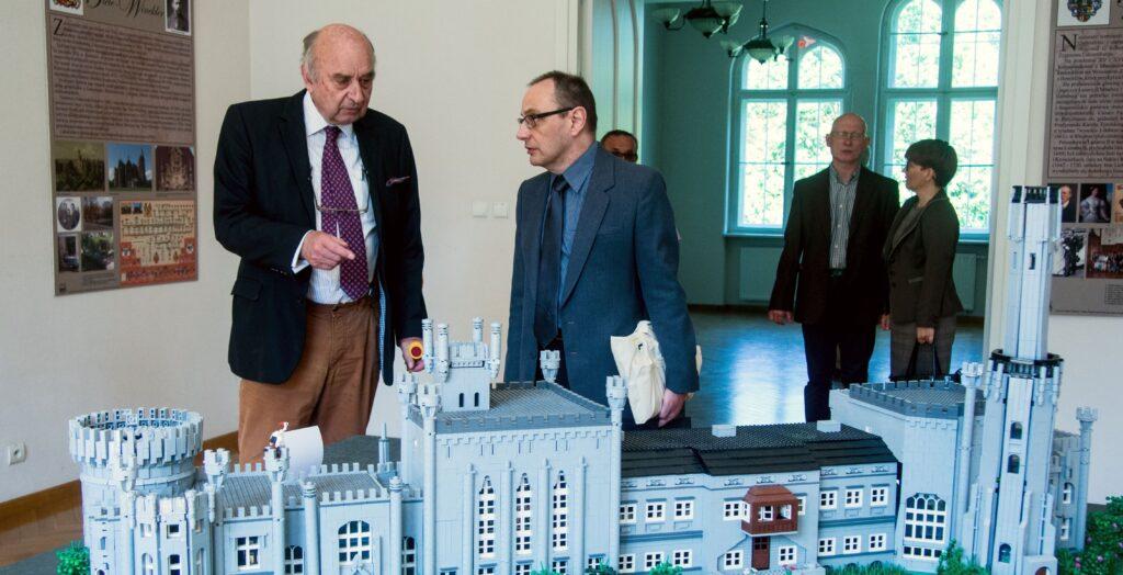 Wizyta księcia Guidotta