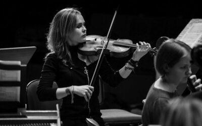 Marta Korbel – skrzypce solo