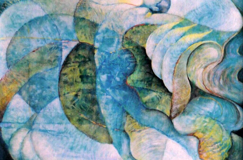 Pół wieku wzruszeń poezją barw i form Kozaka