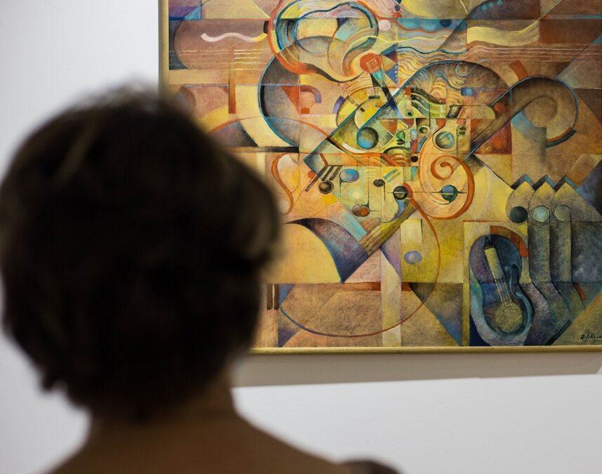 Wernisaż wystawy A. J. Kozaka