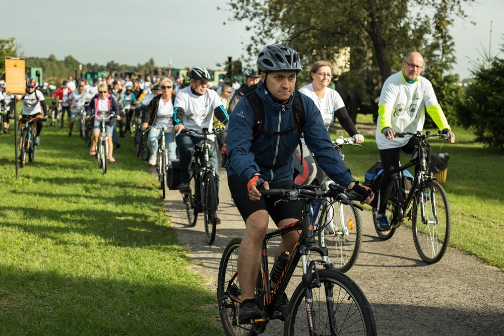 VII Rajd rowerowy