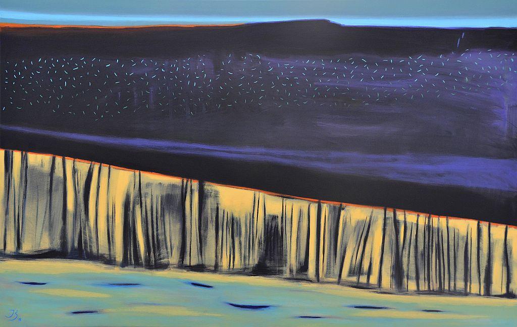 """Jacek Świgulski """" Innere Landschaft""""."""