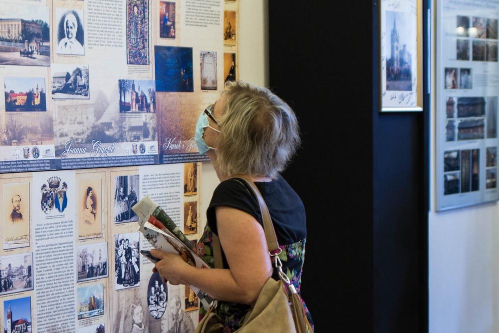 Otwarcie wystawy o Schaffgotschach