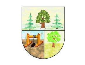 Logo gminy  Świerklaniec.