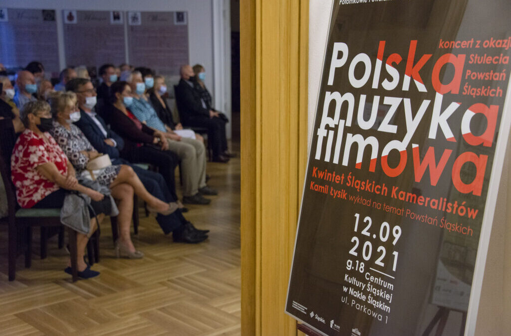 Polska muzyka filmowa – koncert na stulecie powstań śląskich