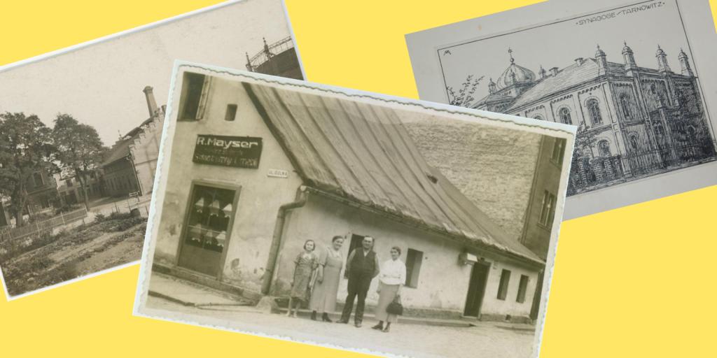 Der Kreis Tarnogórski mit Pinsel und Objektiv – gestern und heute
